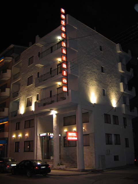 AKTAION hotel  HOTELS IN  17, Agion Apostolon